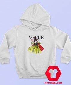 Disney Princess Vogue Magazine Hoodie