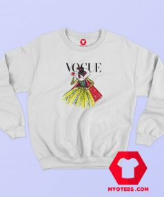 Disney Princess Vogue Magazine Sweatshirt