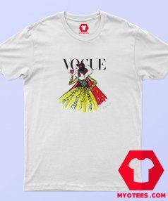 Disney Princess Vogue Magazine T Shirt