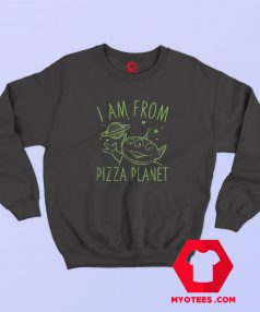 Disney Toy Story Alien Pizza Planet Sweatshirt