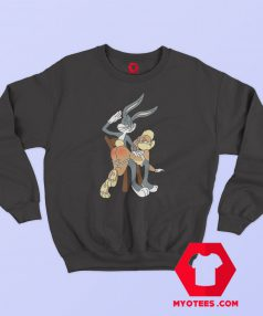 Funny Bugs Bunny and Lola Sweatshirt