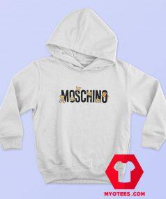 Funny Moschino Teddy Bear Hoodie
