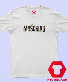 Funny Moschino Teddy Bear T Shirt
