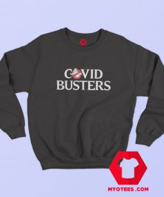 Ghost Covidbusters Graphic Sweatshirt
