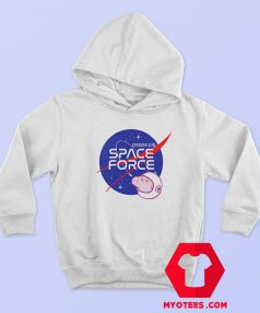 Nasa Parody Peppa Pig Space Force Hoodie