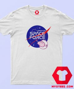 Nasa Parody Peppa Pig Space Force T Shirt