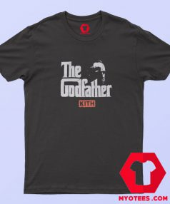 New Kith X The God Father T Shirt