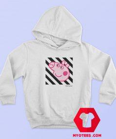 Peppa Pig Pecs x OFF White Collab Hoodie