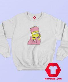 Bart Simpson Camron Dipset Killa Sweatshirt