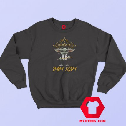 Star Wars Baby Yoda Continental Sweatshirt