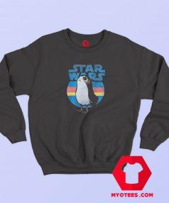 Star Wars Porg Graphic Funny Sweatshirt