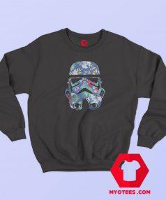 Star Wars Stormtrooper Floral Graphic Sweatshirt