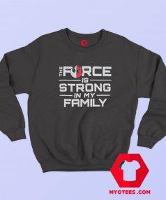 Star Wars The Force Graphic Sweatshirt