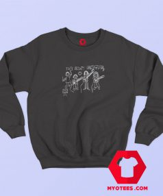 Supreme The Velvet Underground Drawing Sweatshirt