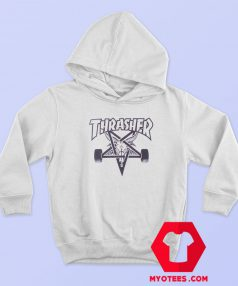Thrasher Skate Goat Graphic Hoodie