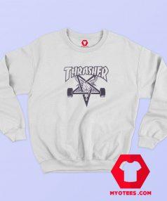 Thrasher Skate Goat Graphic Sweatshirt