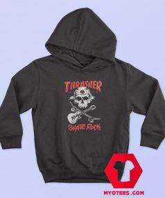 Thrasher Skate Rock Graphic Hoodie