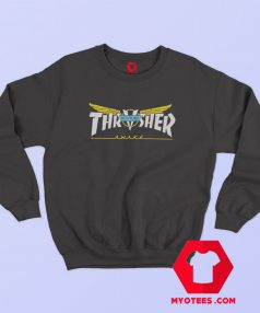Thrasher x Venture Graphic Sweatshirt