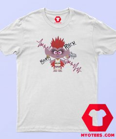Trolls World Tour Barb Rock T Shirt