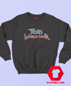 Trolls World Tour Graphic Sweatshirt