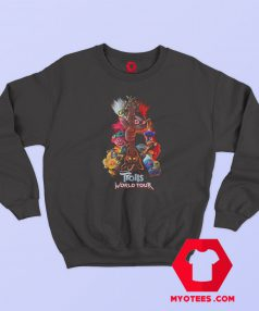 Trolls World Tour Poster Movie 2020 Sweatshirt