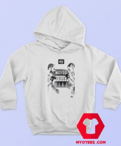 UFC 244 Masvidal vs Diaz Graphic Event Hoodie