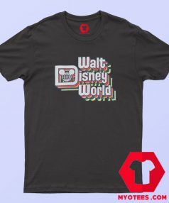 Walt Disney World Fleece T Shirt
