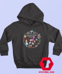 Were All Quarantine Here Graphic Hoodie