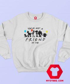 Disney Friends Inspired You've Got a Friend Sweatshirt