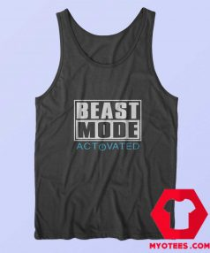 Activated Beast Mode Unisex Tank Top