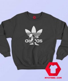 Adidas Snoopy Dabbing Style Sweatshirt