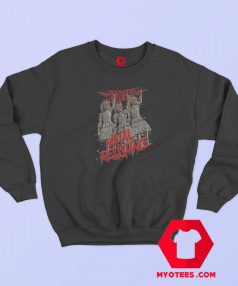 Babymetal Heavy Metal J Pop Graphic Sweatshirt