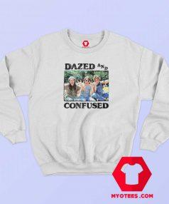 Dazed And Confused Graphic Sweatshirt