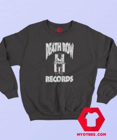 Death Row Records Tupac Drake Sweatshirt