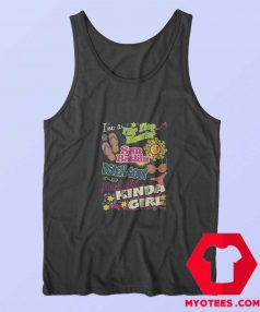 Flip Flop Wearing Kinda Girl Unisex Tank Top