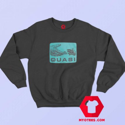 Funny Quasi Cell Graphic Sweatshirt