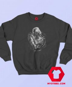 Gang Signs Marilyn Monroe Unisex Sweatshirt
