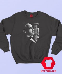 Godfather Don Vito Corleone Profile Sweatshirt