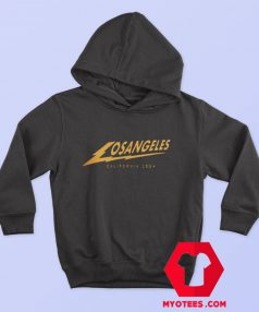 Los Angeles Thunderbolt Graphic Hoodie