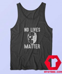No Lives Matter Jason Hockey Mask Unisex Tank Top