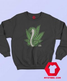 Roger Weed And Cobras Graphic Sweatshirt