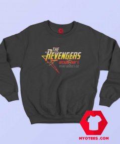 The Revengers Heroes Unisex Sweatshirt