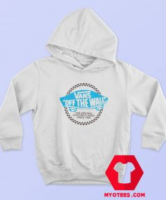 Vans Checker Off The Wall Graphic Hoodie