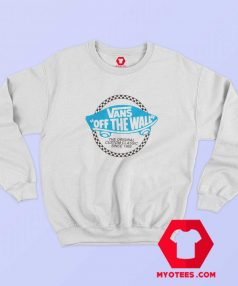 Vans Checker Off The Wall Graphic Sweatshirt