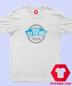 Vans Checker Off The Wall Graphic T Shirt