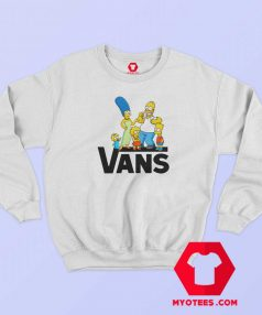 Vans x The Simpsons Unisex Sweatshirt