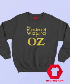 Vintage Yellow Brick Road Wizard Of Oz Sweatshirt