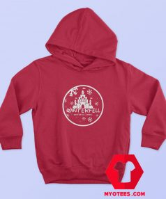 Winterfell Parody Logo Winter Is Coming Hoodie