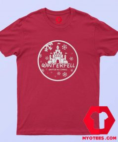 Winterfell Parody Logo Winter Is Coming T Shirt
