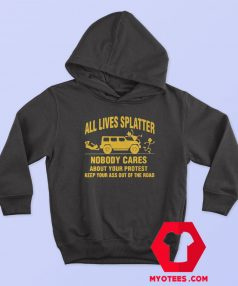 All Lives Splatter Unisex Hoodie